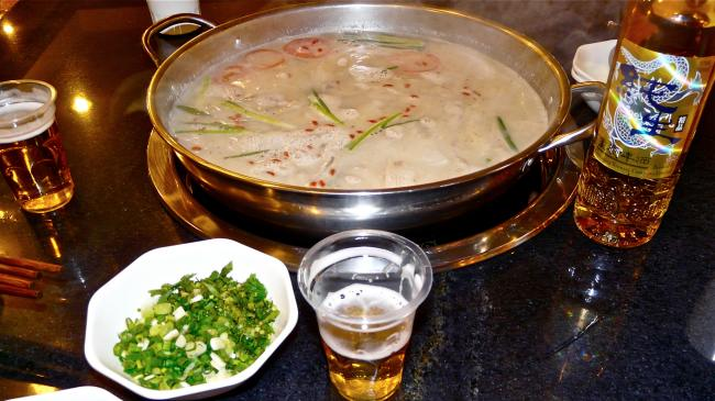 Chongqing Hot Pot & Beer
