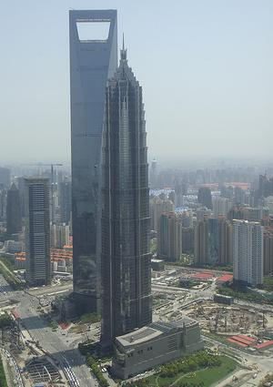 Jinmao Tower Shanghai