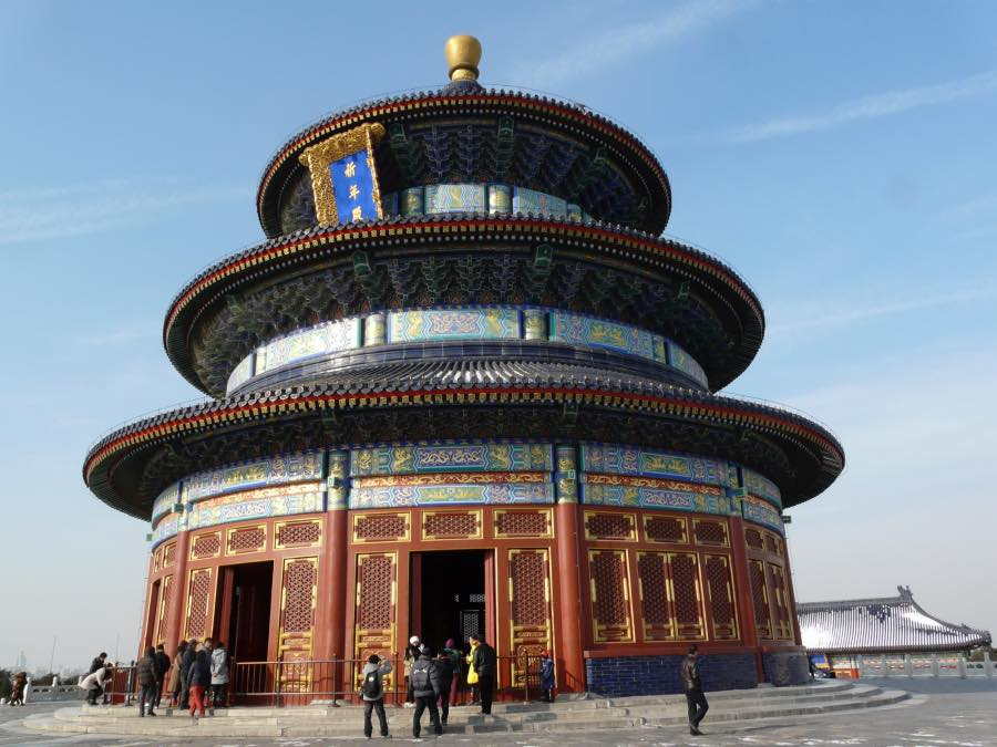 Tian Tan (temple of heaven)