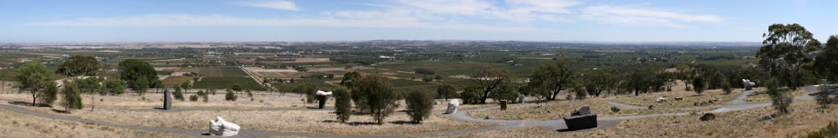 Weinbauregion Barossa Valley in Australien