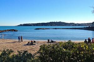 Am Cap d´Antibes im Winter