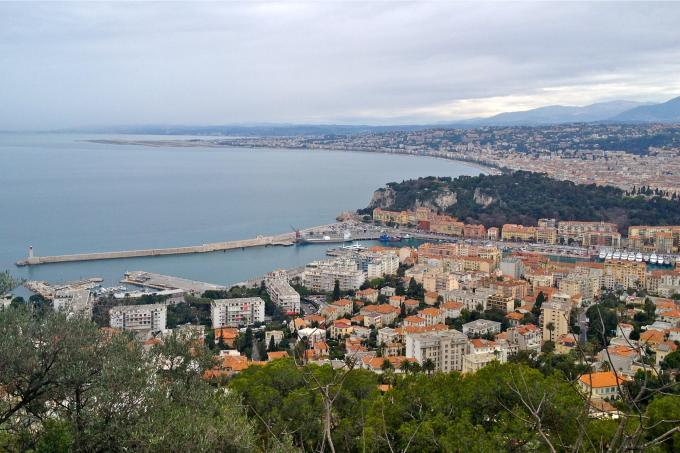 Nizza (Nice) Panorama