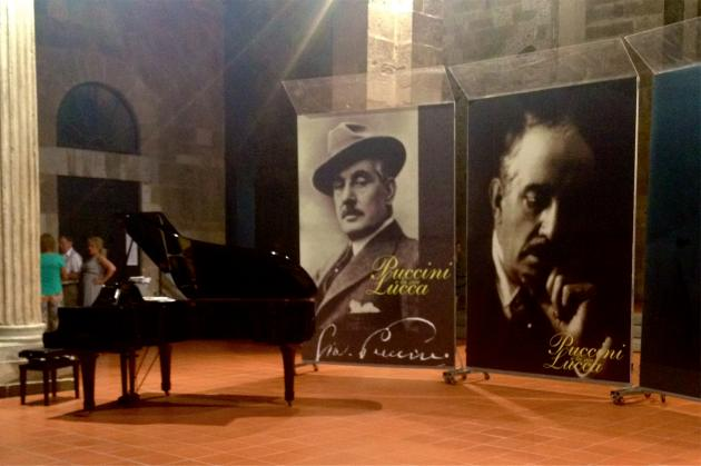 Puccini-Konzert in Lucca