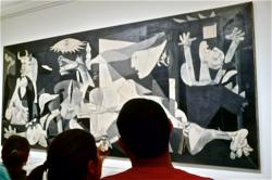 Picassos Guernica in Madrid