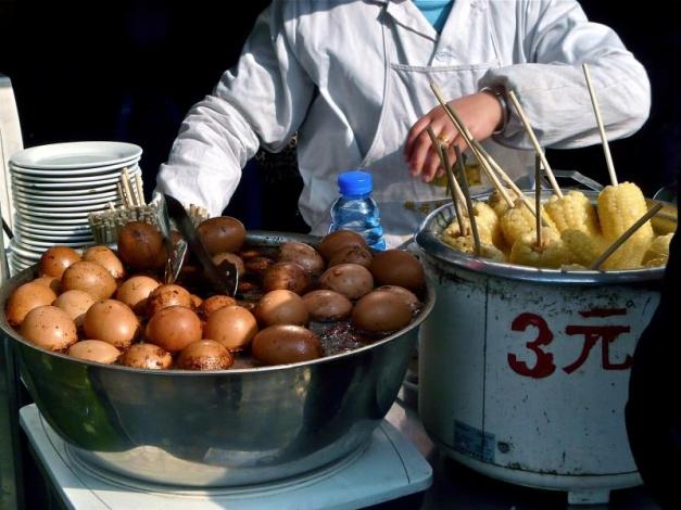 essen in china eier