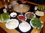 essen in china chongqing hot pot