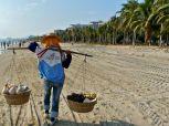 essen in china hainan kokosnu