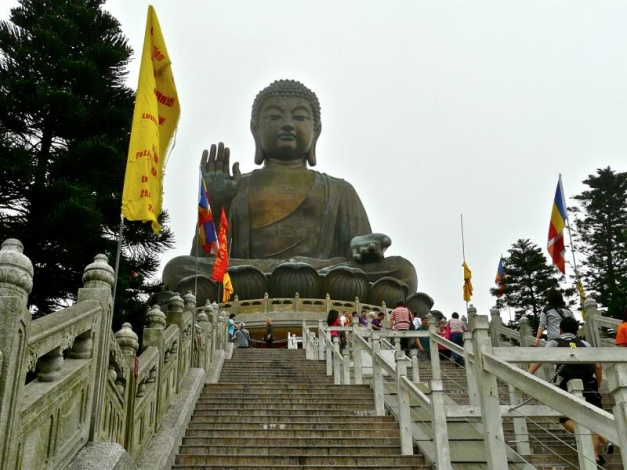 big buddha hong-kong