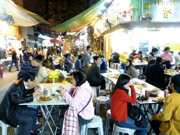 hong-kong temple-street