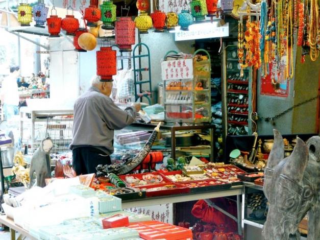shopping in hong-kong