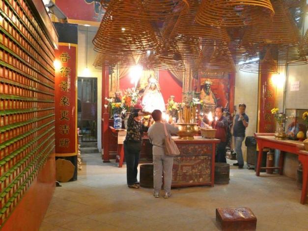 tempel in hong-kong