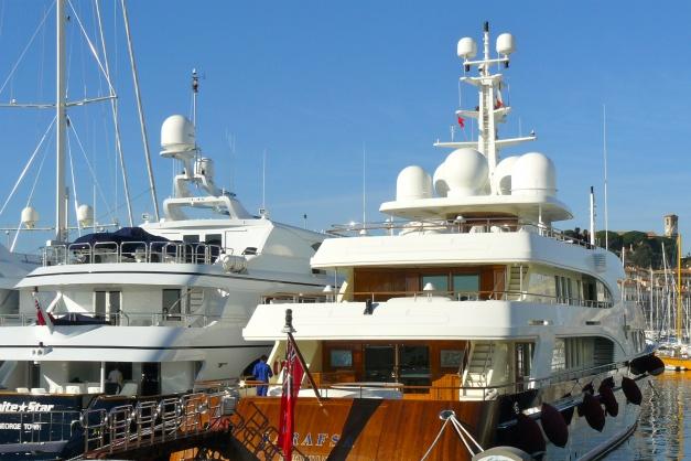 luxusyachten