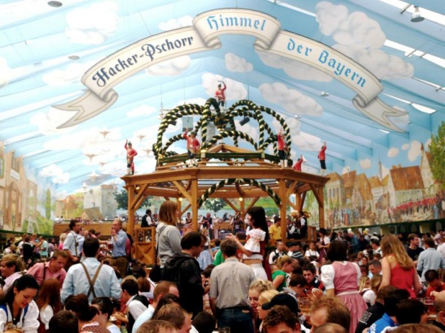 oktoberfest himmel der bayern