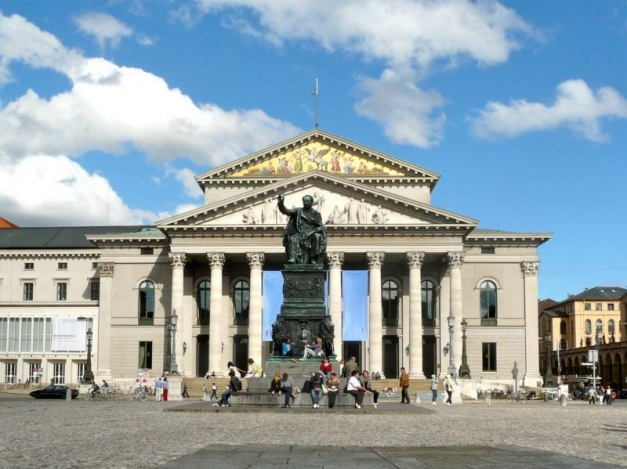 munchen nationaltheater