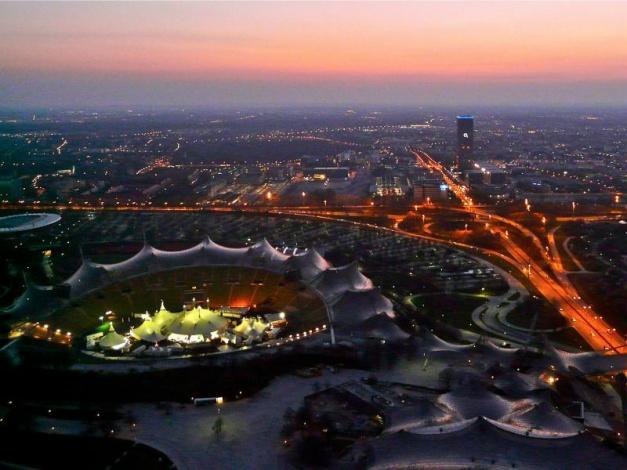 munchen olmypiastadion